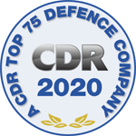 A CDR Top 75 Defence Company